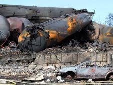 Conductorul trenului, vinovat pentru tragedia din Quebec