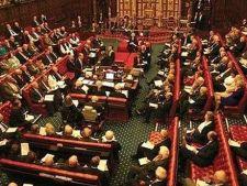 Urme de droguri in toaletele Parlamentului britanic