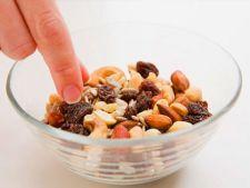 Gustari bogate in proteine de calitate