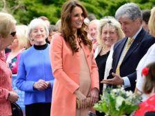 Kate si William vor avea o fetita, Alexandra. Cine a dezvaluit secretul