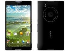 Xperia Honami, rivalul lui Nokia Lumia 1020 si Samsung Galaxy S4 Zoom