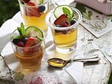Jeleuri de vara cu fructe delicioase