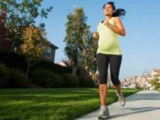 Sportul la gravide previne cezariana de urgenta