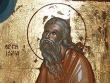 Crestin-ortodocsii sarbatoresc sambata Sfantul Ilie