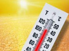 Avertizare meteo: temperaturi de peste 40 de grade