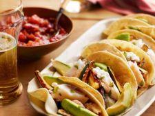 Tacos cu peste si dovlecel