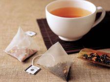 Pliculetele de ceai te pot imbolnavi