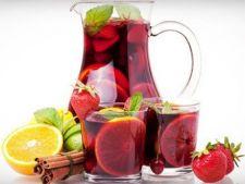 3 retete de sangria cu care sa te rasfeti vara aceasta