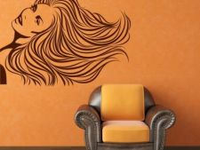 Autocolante din vinil pentru decorarea peretilor: 4 modele captivante