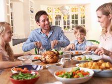 De ce este cina in familie importanta pentru copil?