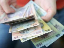Salariile bugetarilor, majorate in 2014