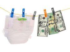 Scutecele bebelusului: 6 trucuri pentru a economisi bani