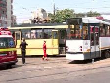 Unul dintre vatmanii implicati in accidentul tramvaielor de astazi, cercetat penal