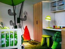 Ofera mai mult spatiu de joaca copilului, amenajandu-i camera intr-un mod practic!