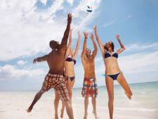 3 pasi pentru o sesiune reusita de sport pe plaja