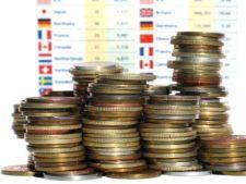 Harta salariilor minime din UE: Romania, codasa Europei