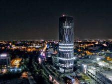 Sky Tower, cea mai inalta cladire din Romania isi deschide portile pentru vizitatori