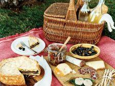 5 gustari perfecte pentru picnic sau iesiri la iarba verde
