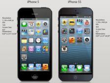Noul iPhone 5S vine in toamna!