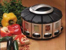 6 suporturi geniale pentru depozitarea condimentelor in bucatarie