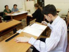 Peste 10.000 de elevi inscrisi in cea de-a doua sesiune a Bacalaureatului in Capitala