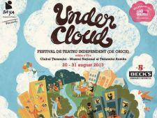 Incepe festivalul de teatru independent Undercloud!