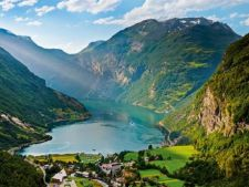 Top 3 fiorduri norvegiene de o frumusete rara