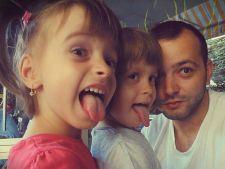 Tatici vedeta, cele mai frumoase imagini de familie