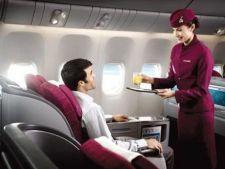 Qatar Airways cauta insotitoare de zbor