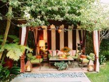 5 idei inedite pentru un designul unei gradini de vis