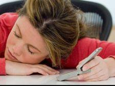 SMS-urile, un nou tip de somnambulism