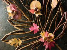 Decoratiuni de toamna: 5 idei inedite de a folosi frunzele