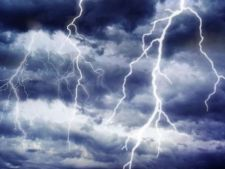 Fenomene meteo periculoase in urmatoarele ore