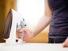 5 utilizari neobisnuite ale fierului de calcat
