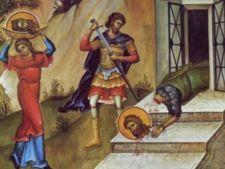 Crestin-ortodocsii sarbatoresc astazi Taierea Capului Sfantului Ioan Botezatorul