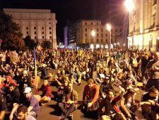 Protestele impotriva proiectului Rosia Montana continua