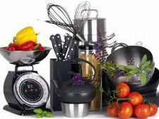 Gateste rapid si la moda: 5 ustensile de gatit pentru bucatarii care se