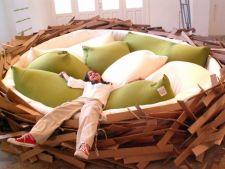 4 dormitoare extravagante, dar confortabile