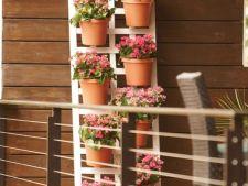 Cum sa-ti amenajezi propria gradina-turn in balcon