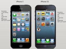 Totul despre noul iPhone 5S. Iata cu ce noutati vine Apple si ce preturi au noile telefoane lansate