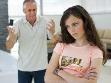 Adolescentii pot dezvolta probleme de comportament daca parintii tipa la ei