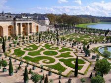 Cele mai frumoase gradini: Gradinile de la Palatul Versailles