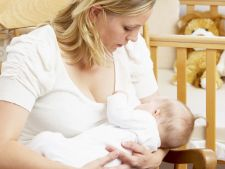 Cum iti poti da seama ca bebelusul primeste suficient lapte de san