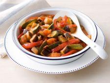 Prepara un ratatouille delicios in doar 10 minute
