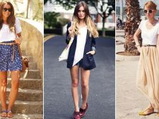Tricoul, reinventat intre confort si eleganta: 5 moduri diferite sa porti tricoul tau preferat!