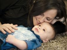 Mirosul bebelusilor provoaca dependenta