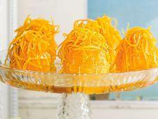 Portocale Amaretto cu vanilie si mascarpone