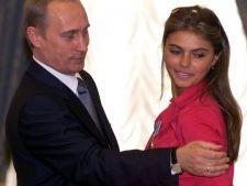 Vladimir Putin, casatorie in secret cu fosta gimnasta Alina Kabaeva?
