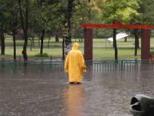 Risc de inundatii majore in Bucuresti