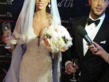 Nunta anului: momentele nevazute ale casatoriei dintre Bianca Dragusanu si Victor Slav